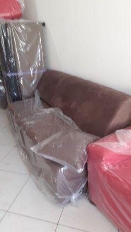 Cama casal R$ 285.00 com garantia ou cama solteiro R$ 185,90 - Foto 4