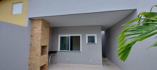 Casa de 3 Quartos | Varanda Gourmet | Terreno com 34m de comprimento - Foto 10