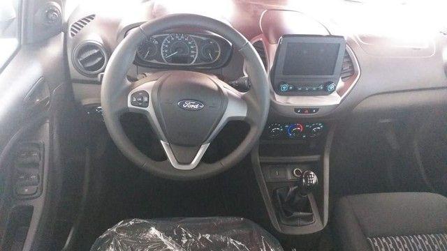 Ford Ka Se Plus 1.0 2021 apenas 2.150 km  - Foto 6
