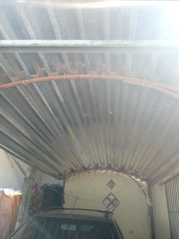 Coberta para garagens  de alumínio  - Foto 2