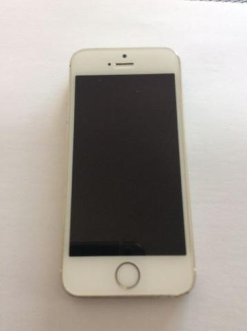 Iphone 5S Gold - 12 GB