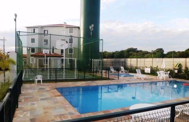 Apartamento - 2 quartos - Bairro Rita Vieira - Condomínio Parque dos Jatobás I