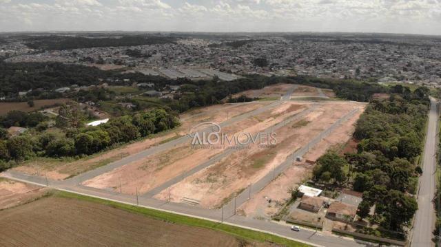 Terreno à venda, 144 m² por r$ 84.270,00 - eucaliptos - fazenda rio grande/pr - Foto 13