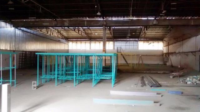 Barracão comercial para locação, Estádio, Rio Claro. - Foto 5