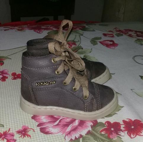 Sapato Botinha
