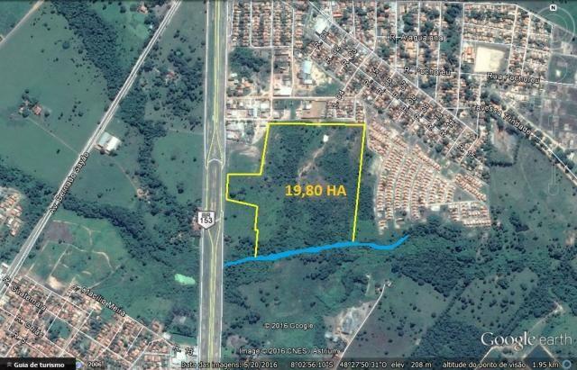 202 - Área Comercial Br-153