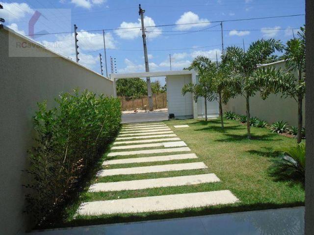 casa rua privativa eusébio - Foto 4
