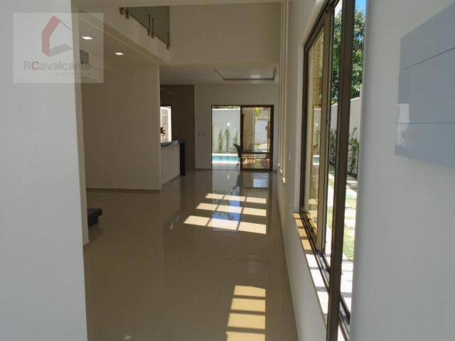 Casa com 4 dormitórios à venda, 152 m² por R$ 569.000,00 - Eusébio - Eusébio/CE - Foto 7