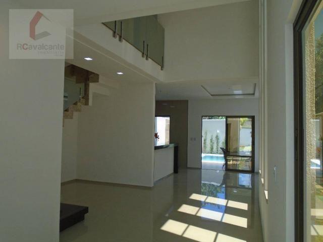 Casa com 4 dormitórios à venda, 152 m² por R$ 569.000,00 - Eusébio - Eusébio/CE - Foto 9