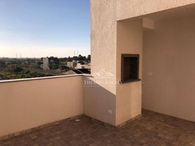 Apartamento terraço, 2 quartos, churrasqueira- afonso pena - Foto 8