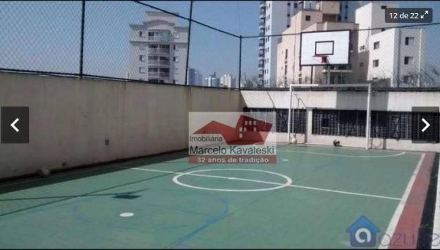 Apartamento com 2 dormitórios para alugar, 55 m² por r$ 1.900,00/mês - ipiranga - são paul - Foto 5