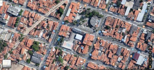 Villa União - Terreno 726m² com 22m de frente