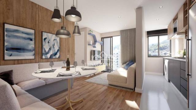 Apartamento térreo com 3 dormitórios à venda, 50 m² por r$ 209.900 - tingui - curitiba/pr - Foto 2