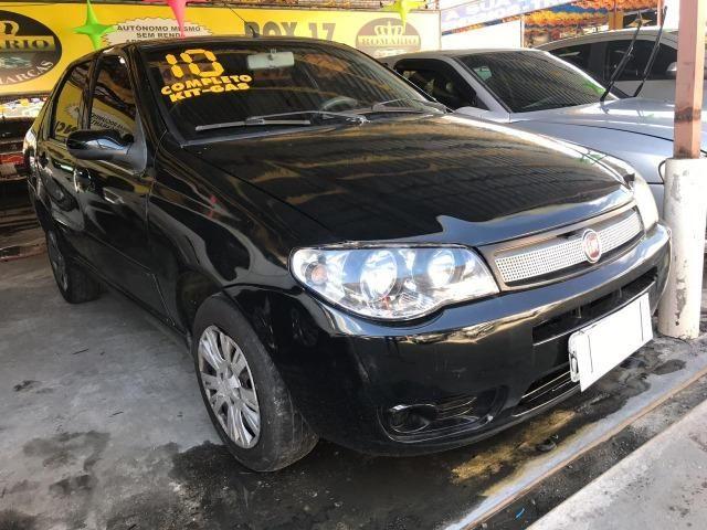 Fiat siena 2010 + GNV (2.000 entrada 48x 460,00) - Foto 2