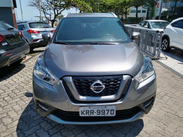 Nissan kicks SL 1.6 2017 Impecável