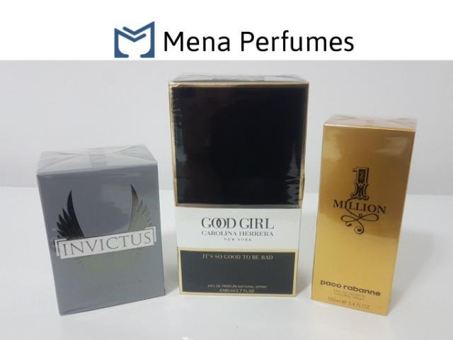 Perfumes Masculinos e Femininos
