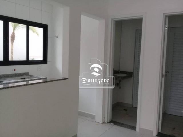 Apartamento à venda, 81 m² por r$ 515.000,00 - jardim - santo andré/sp - Foto 17