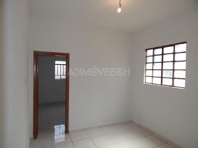 Barracão para aluguel, 1 quarto, caiçaras - belo horizonte/mg - Foto 8