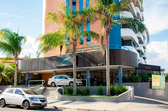 Apart Hotel - Flat Mobiliado no Centro - Foto 16