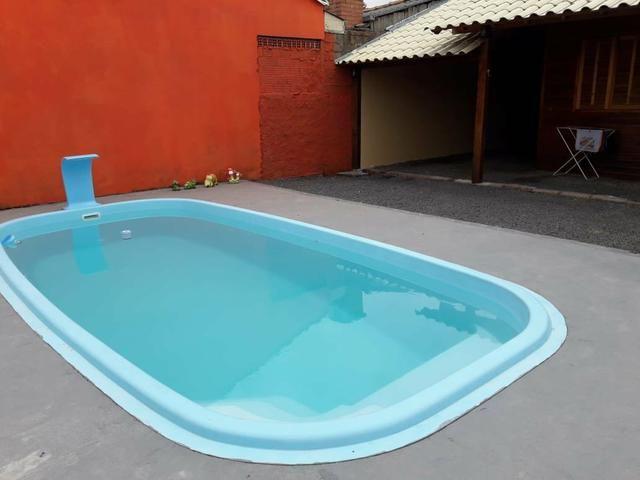 Casa temporada Arambare com piscina - Foto 8