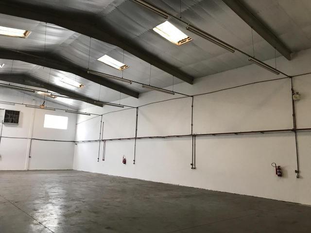 Galpão para locação em Palhoça 650 m² com mezanino - Foto 6