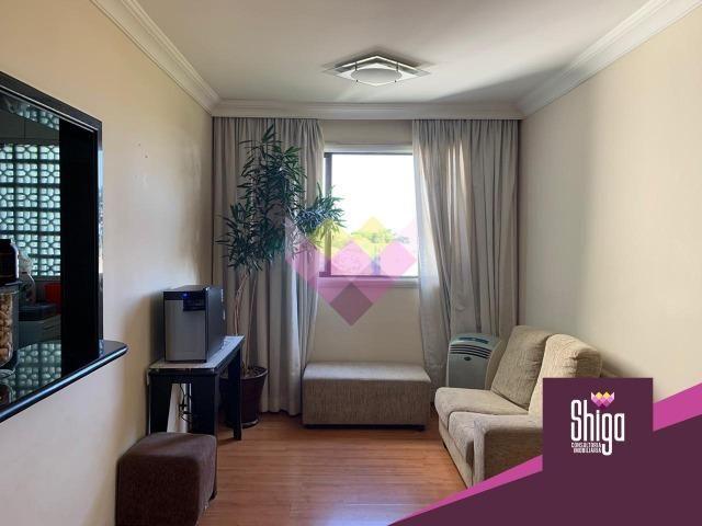 Apartmento de 02 dormitórios - Jardim Aquarius - REF0168 - Foto 7