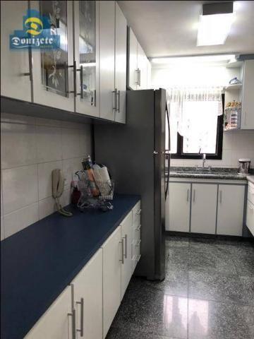 Apartamento com 3 dormitórios à venda, 150 m² por r$ 550.000,01 - vila bastos - santo andr - Foto 16