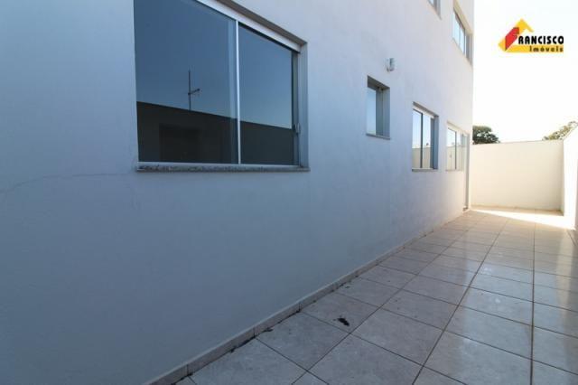 Apartamento para aluguel, 3 quartos, 1 vaga, Santos Dumont - Divinópolis/MG - Foto 20