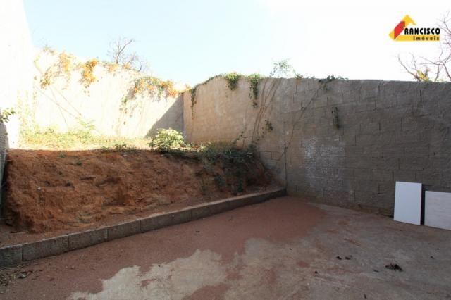 Casa residencial para aluguel, 3 quartos, 1 vaga, joão paulo ii - divinópolis/mg - Foto 15