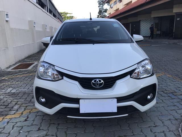 Toyota Etios Sedan 1.5 X Automático 2018 - Foto 4