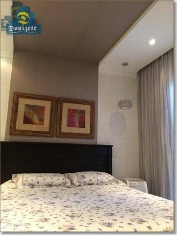 Apartamento com 3 dormitórios à venda, 89 m² por r$ 590.000,10 - cerâmica - são caetano do - Foto 12