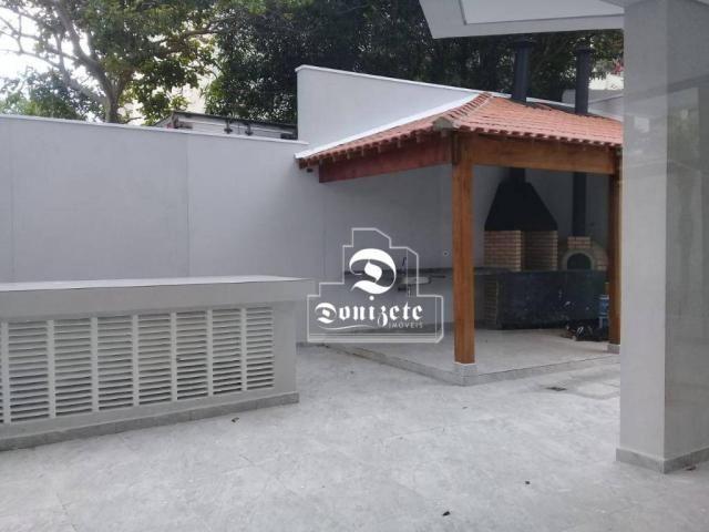 Apartamento à venda, 81 m² por r$ 515.000,00 - jardim - santo andré/sp - Foto 15