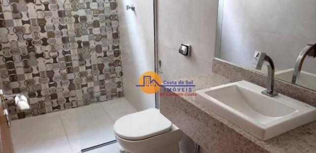Casa com 3 dormitórios à venda, 197 m² por R$ 450.000,00 - Vinhosa - Itaperuna/RJ - Foto 12