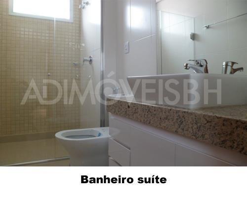 Cobertura à venda, 3 quartos, 4 vagas, gutierrez - belo horizonte/mg - Foto 7