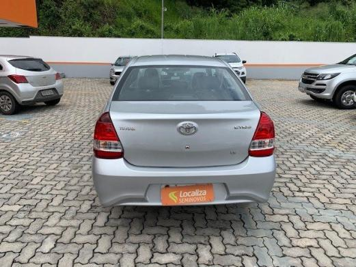 TOYOTA ETIOS 2018/2019 1.5 X SEDAN 16V FLEX 4P MANUAL - Foto 5