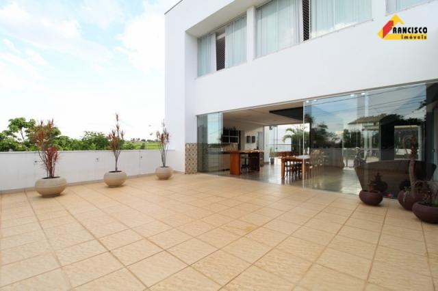 Casa residencial à venda, 4 quartos, 4 vagas, condomínio ville royale - divinópolis/mg - Foto 15