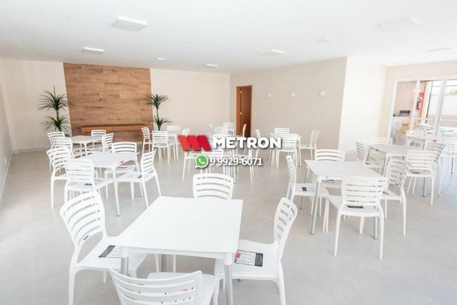 Morada de Laranjeiras: 2 quartos com varanda, lazer completo, ITBI e registro grátis - Foto 8