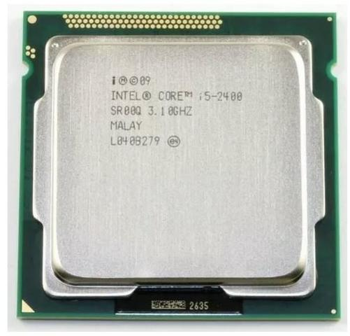 Processador Core I5 2400 Lga 1155 3.1 Ghz -Novo