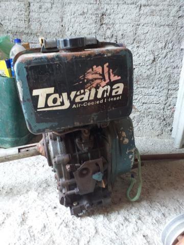 Motor Toyama 10hp Diesel - Foto 5