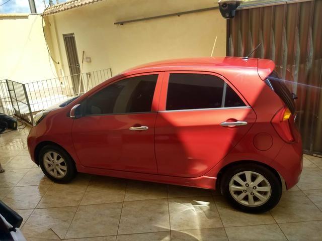 Kia picanto 2012 completo - Foto 3