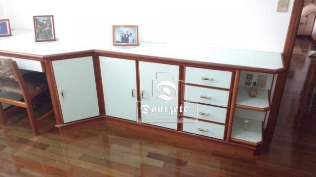 Sobrado à venda, 340 m² por r$ 1.100.000,00 - santa maria - santo andré/sp - Foto 16