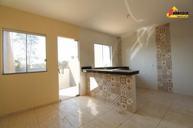 Casa residencial para aluguel, 3 quartos, 1 vaga, joão paulo ii - divinópolis/mg - Foto 12