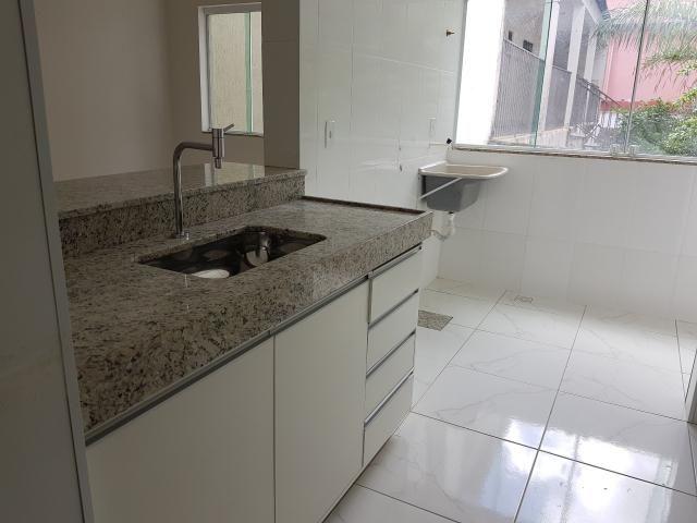 Apartamento para aluguel, 2 quartos, 1 vaga, iporanga - sete lagoas/mg - Foto 6