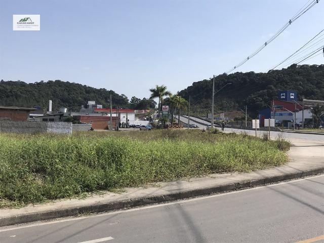 Terreno com excelente localização próximo ao Aeroporto de Joinville - Foto 6