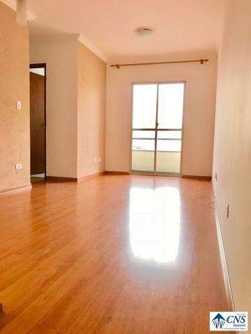 Apartamento à venda com 2 dormitórios em Jardim caner, Taboão da serra cod:EL10418