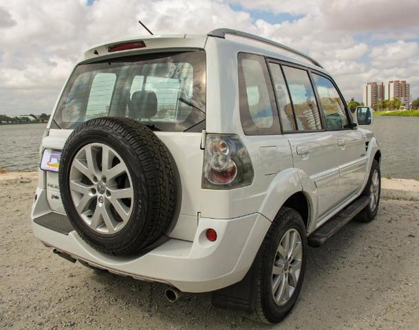 Pajero TR4 2012 automatica 4x4 completa - Foto 4