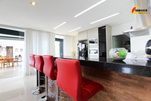 Casa residencial à venda, 4 quartos, 4 vagas, condomínio ville royale - divinópolis/mg - Foto 4