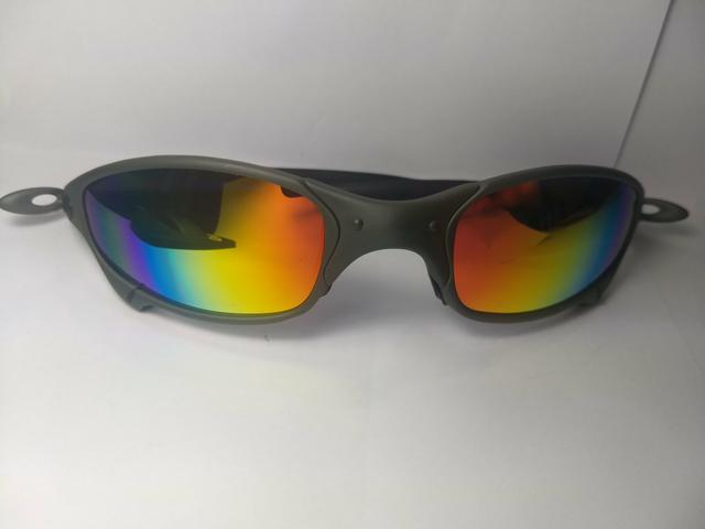 Óculos Oakley Juliet Double X Lente Polarizada - Bijouterias ... e750addcf78