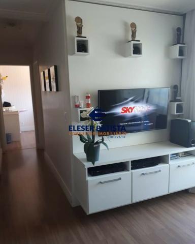 Apartamento à venda com 2 dormitórios em Edifício rio manguinhos, Serra cod:AP00144 - Foto 2