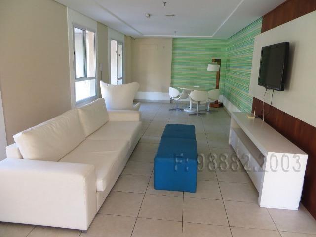 Aceita Troca, apartamento, 92m, 3/4, Lacqua, andar alto, sombra, 2 vagas, Neopolis - Foto 14